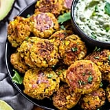 Southwestern Zucchini and Corn Bites