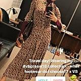 Victoria Beckham Needed Help Choosing Between Heels and Boots For Travelling