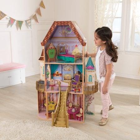 Disney® Princess Belle Enchanted Dollhouse