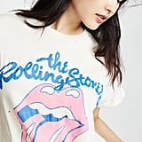 Madeworn Rock The Rolling Stones Tee