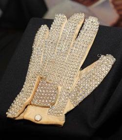 Michael Jackson's Glove Worn During First Moonwalk