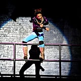 Renée Elise Goldsberry in Rent
