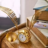 Golden Snitch Alarm Clock