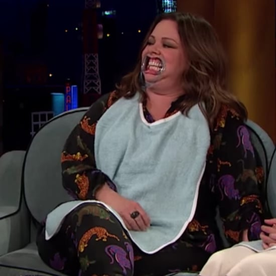 Melissa McCarthy Talks With Mouthguard Video 2016