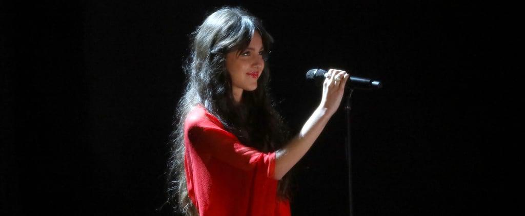 Watch Olivia Rodrigo Perform Drivers License at BRIT Awards