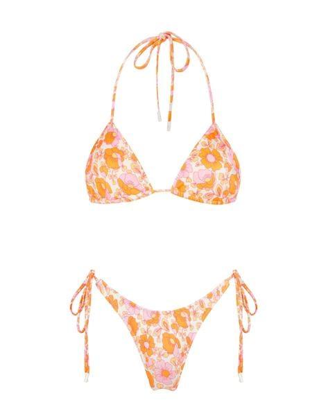 Triangl Vinca Neon Pop Bikini