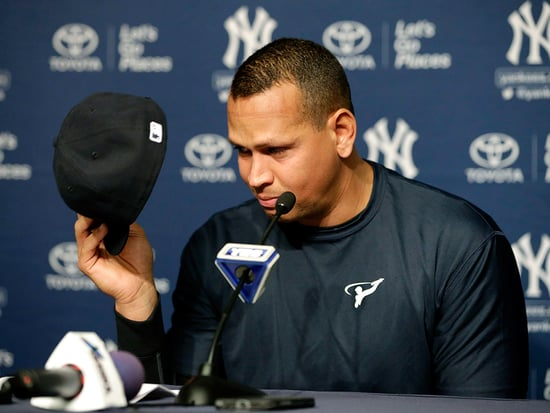 Alex Rodriguez Tearfully Announces Retirement from Baseball After 22-Year Career