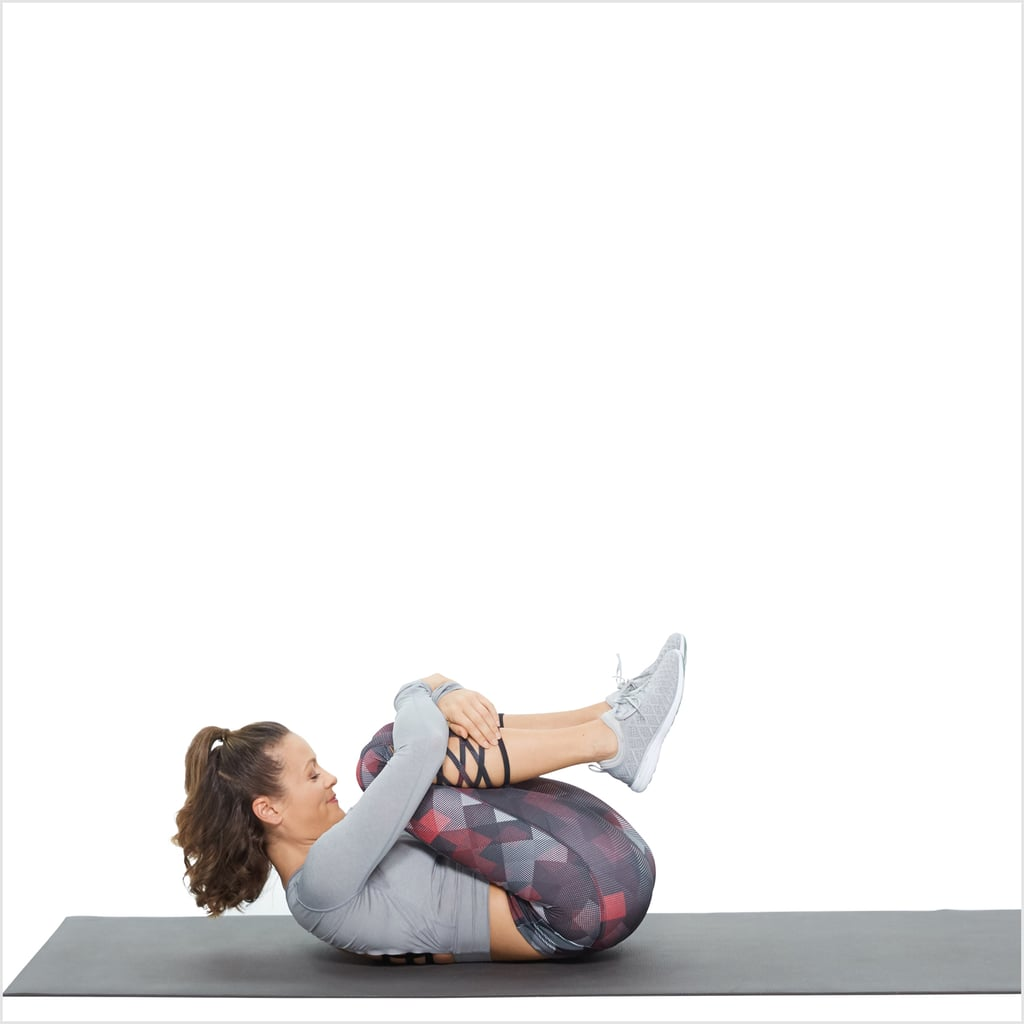 Glutes: Low-Back and Glute Release