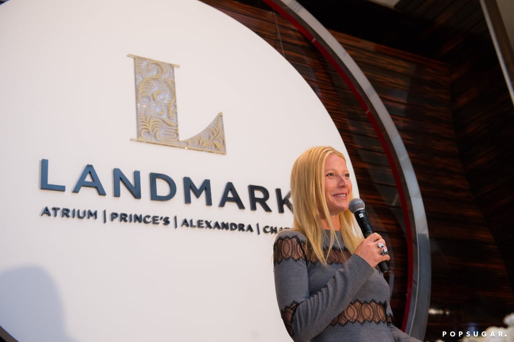 Gwyneth Paltrow Makes Her First Official Postsplit Appearance