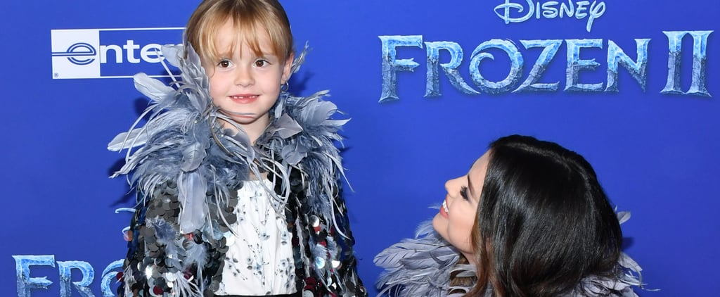Selena Gomez Gave Her Sister Advice Before Frozen 2 Premiere