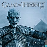 Game of Thrones 2019 Calendar