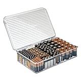 iDesign Large Linus Battery Organizer