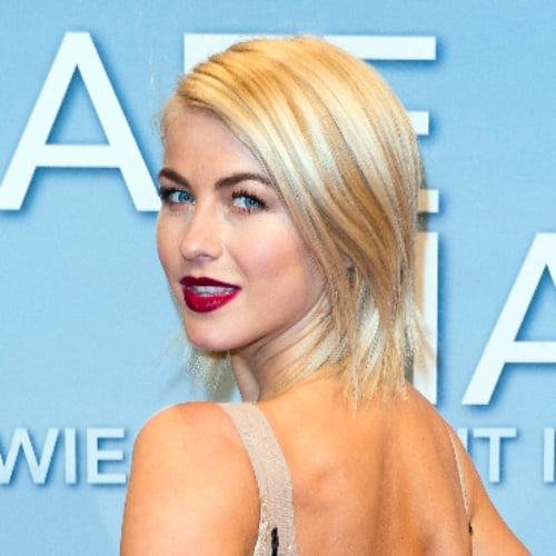 Julianne Hough Safe Haven Red Carpet Beauty