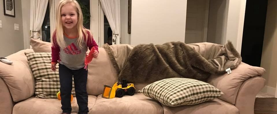 This Mum's Ode to the White Couch She's Always Wanted Is Required Reading For Tired Parents