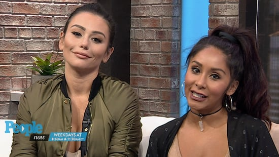 Snooki and JWoww Describe Their Ideal Jersey Shore Reunion: 'We Probably Would Rip Shots'