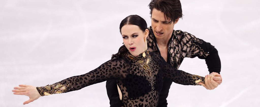 Tessa Virtue Scott Moir Michael Jackson Ice Dancing Routine