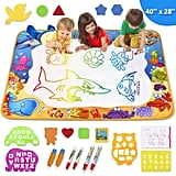 For 4-Year-Olds: Toyk Aqua Magic Mat
