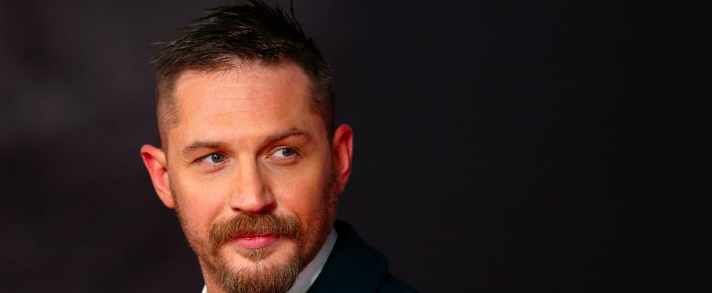 We Found Something Hotter Than Tom Hardy, and It's Tom Hardy Reading a Book to His Dog