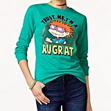 Trust Me I'm a Rugrat Sweatshirt ($34)
