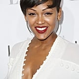 Meagan Good With a Pixie Cut