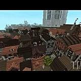 Minecraft x Westeros