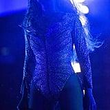 A Sparkly Bodysuit