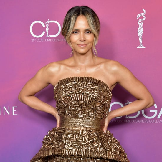 Does Halle Berry Count Calories?