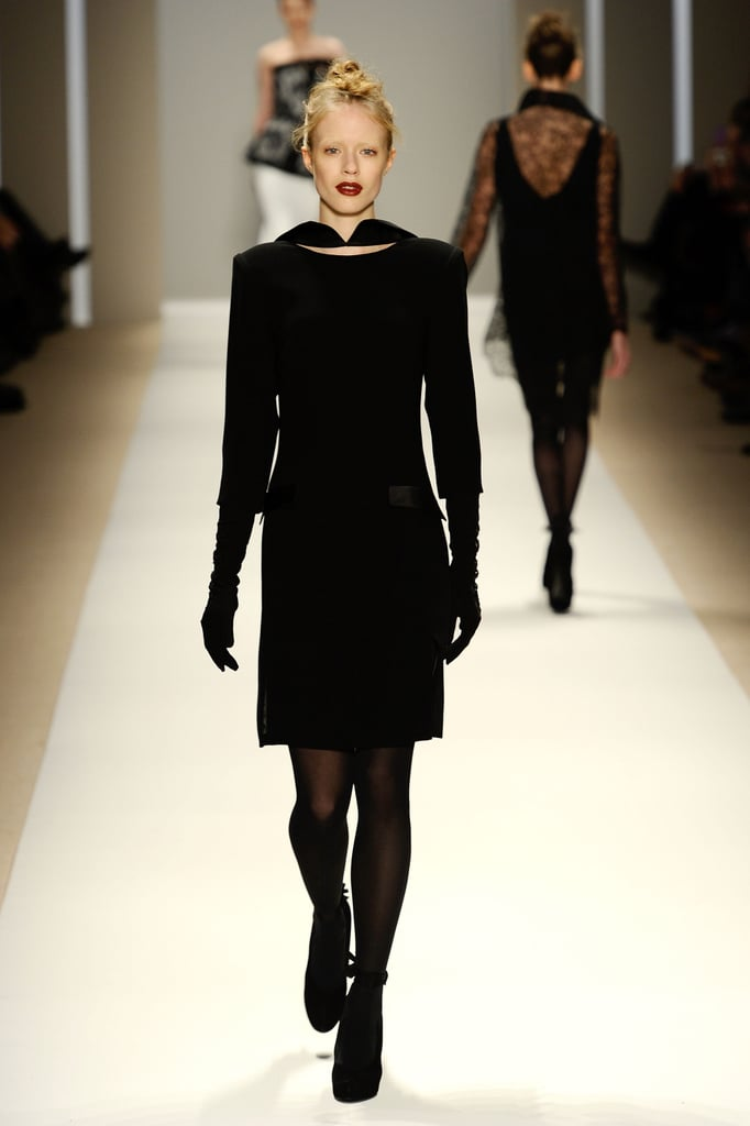 New York Fashion Week: Georges Chakra Fall 2010