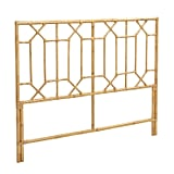 Luna Rattan Queen Headboard