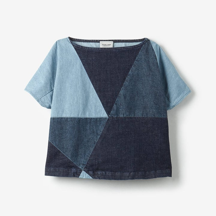 Rachel Comey Denim Top