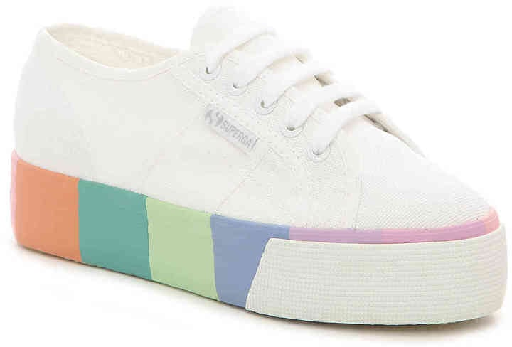 Superga 2790 Color Block Sneakers