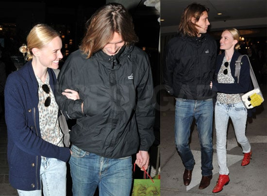 Photos of Kate Bosworth and James Rousseau Shopping in LA
