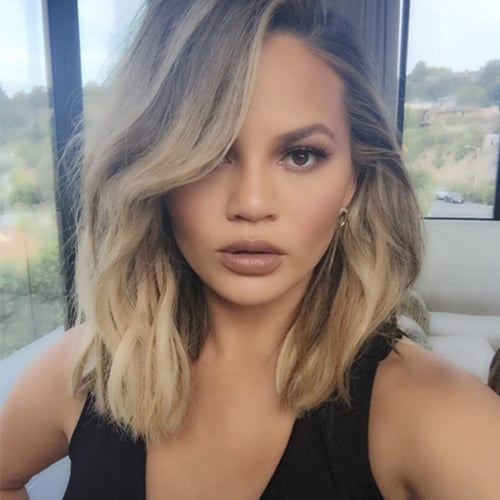 Chrissy Teigen Nail Polish Color