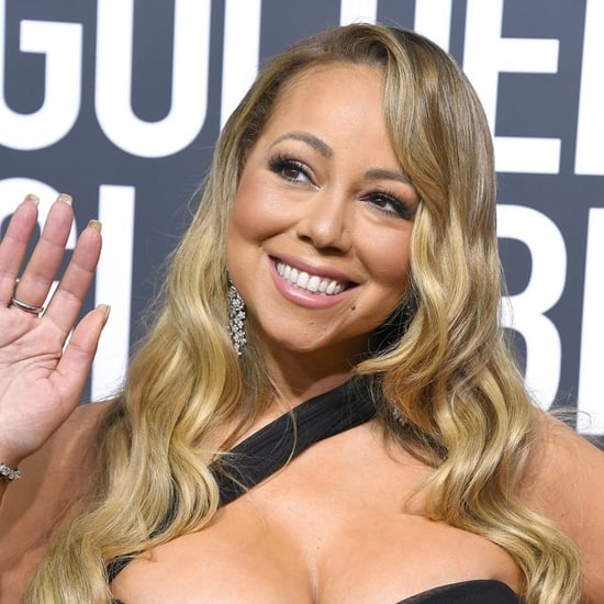 Mariah Carey Steals Meryl Streep's Seat at Golden Globes