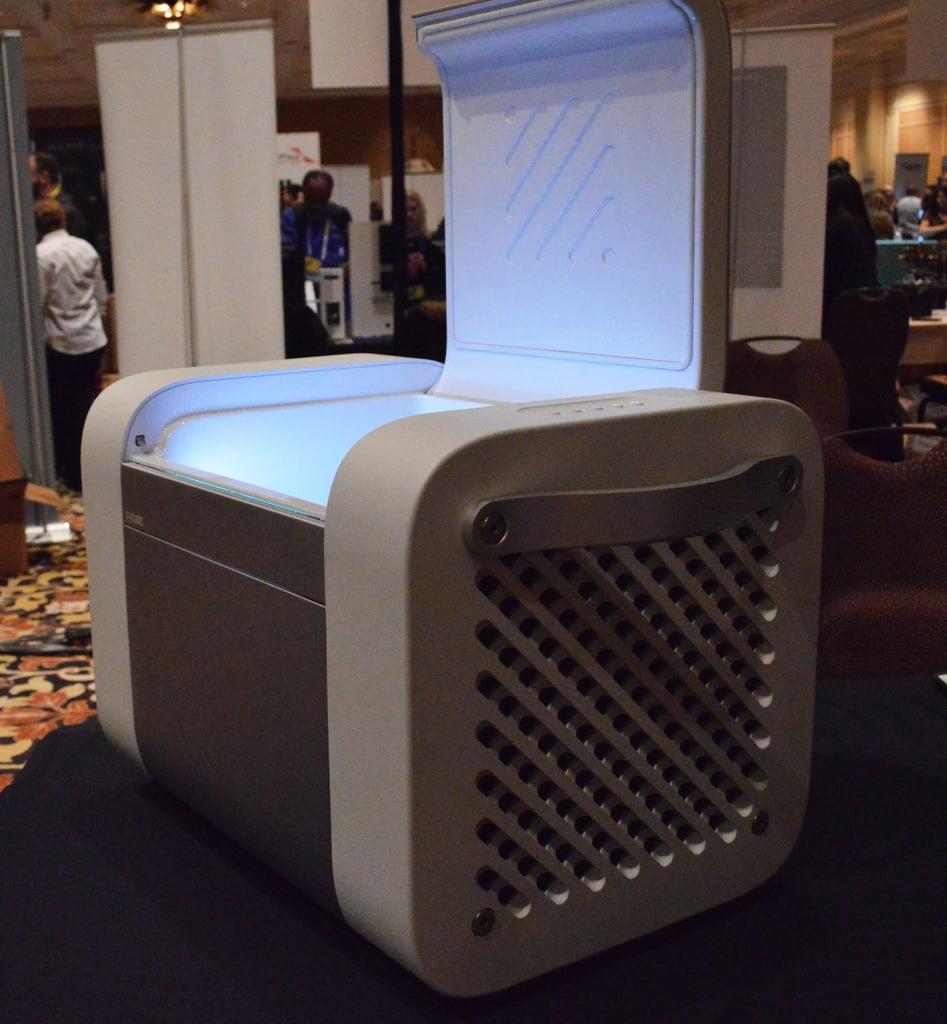 Kube Speaker-Cooler