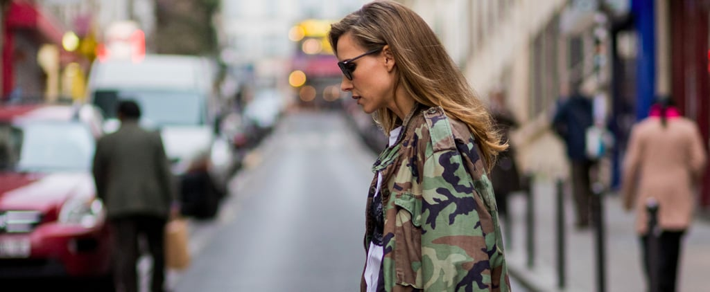 19 Military-Inspired Jackets That Every Girl Should Own at Least One Of