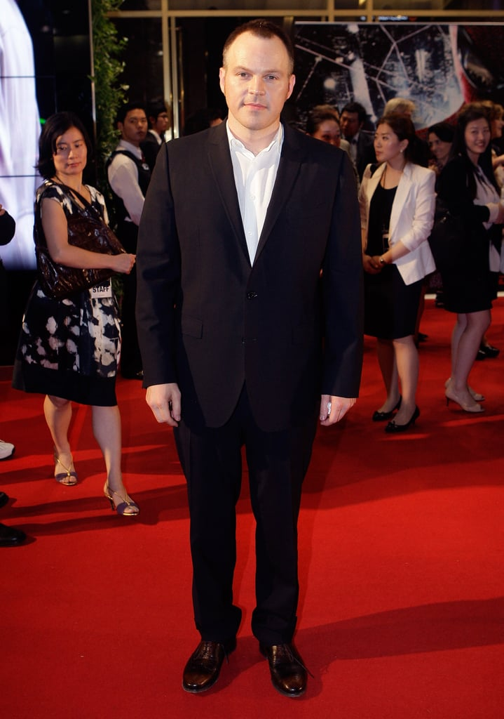 Director Marc Webb was on hand for the Seoul premiere of his film.