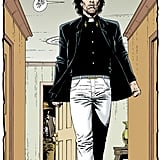 Jesse Custer in the comics