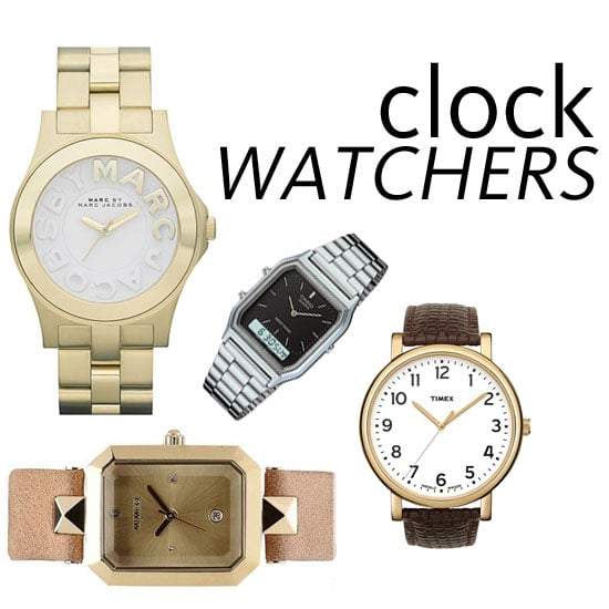 Top Five Cool Wrist Watches to Buy Online Now: Classic Manstyles, Bright Neons, Chic Dress Watches and more!