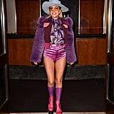 Lady Gaga Wearing Marc Jacobs