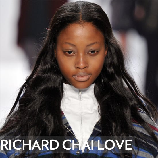 Get the Sweater-fied Hair Effect From Richard Chai Love