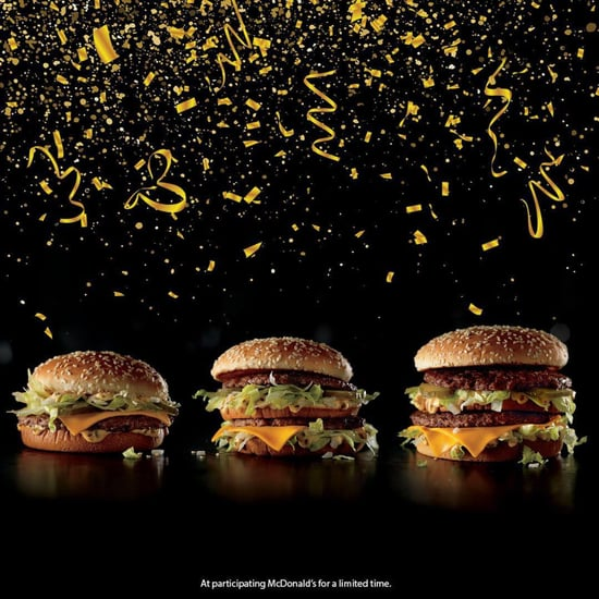 McDonald's Giant Big Mac