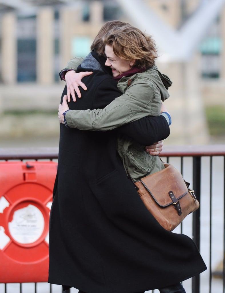 These Love Actually Sequel Photos Reveal 3 Major Reunions!
