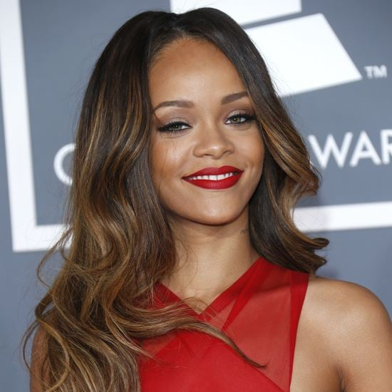 Rihanna Celebrates Birthday in Bikini (Video)
