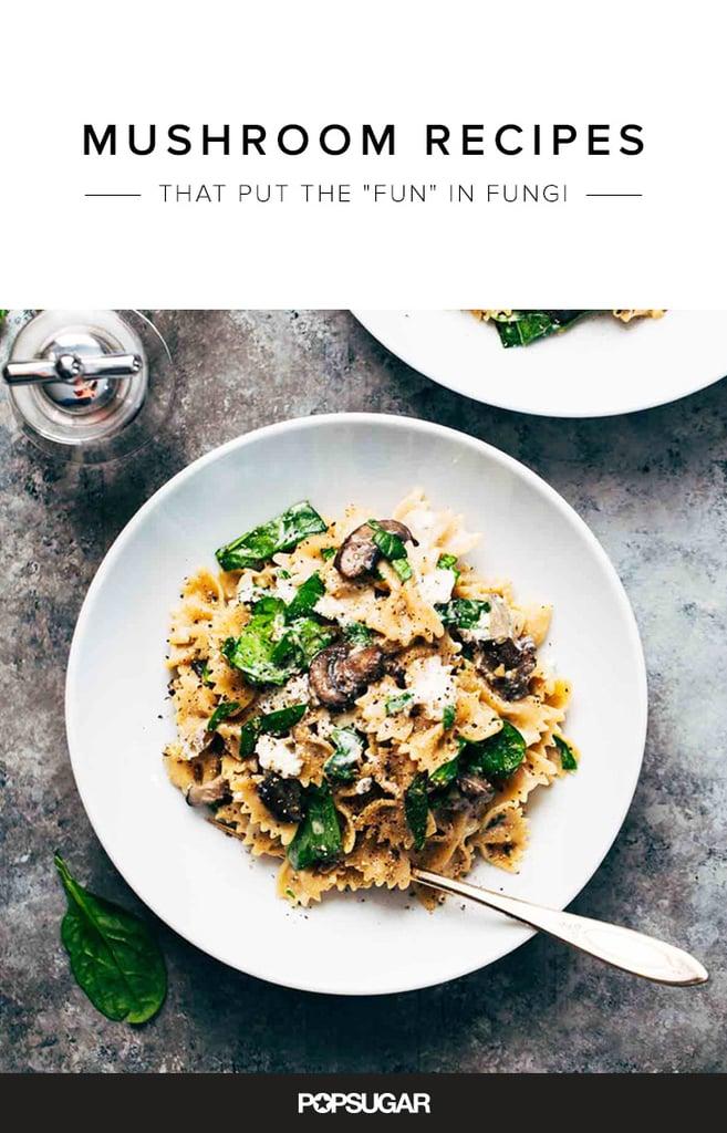 Fall Mushroom Recipes