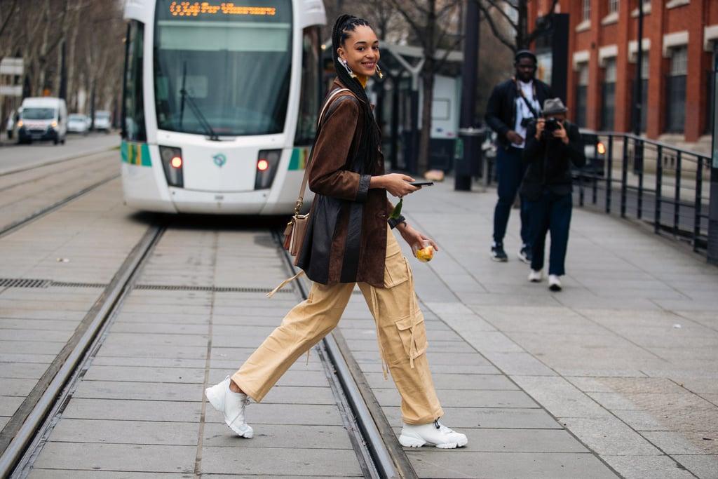 How to Wear Suede: A Dark Brown Jacket