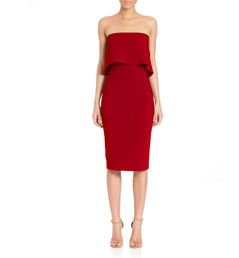 LIKELY Driggs Strapless Dress ($178)