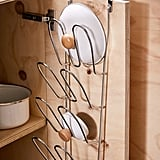 Over-the-Cabinet Lid Holder