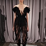 2011 Spring New York Fashion Week: Marchesa