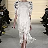 To a Feathered Marchesa Flapper in Practically No Time